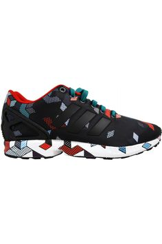 #Adidas ZX FLUX NEGRO - mosfashion.es