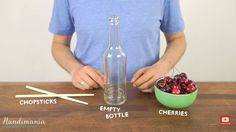Don't Like Cherry Pits? Here's A Simple Way to Get Rid of Them in No Time Flat.