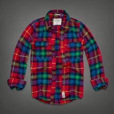 Lake Harris Flannel Shirt
