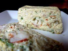 Flan ou terrine, au crabe ou au homard, frais ou en boîte, en parts individuelles ou en moule à cake, cette recette savoureuse à la texture onctueuse recevra le meilleur accueil sur votre table.