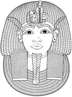 Sarcophagus Colouring Page various other coloring pages Ancient
