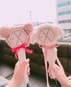 Find images and videos about pink, kpop and exo on We Heart It - the app to get lost in what you love. Chanyeol, Lightstick Exo, Kpop Exo, Pink Tumblr Aesthetic, Kpop Aesthetic, Pink Aesthetic, L Wallpaper, Cute Wallpaper For Phone, Exo Merch