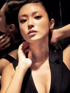 Warm Kyoko Fukada Nude Wallpaper HD