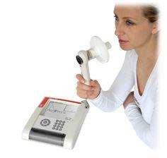 Pony FX: Next generation spirometer for advanced spirometry testing