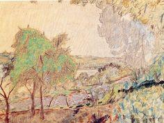 Pierre Bonnard, Drawing