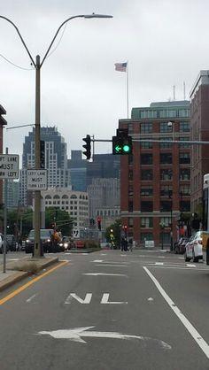 Downtown Boston MA