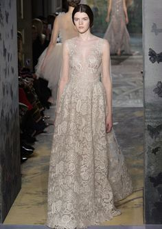 Paris Haute Couture Fashion Week: spring/summer 2014 blog - Telegraph