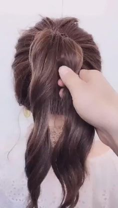 2019 Advanced Twist Hairstyle CoiffureYou can find Einfache frisuren and more on our Advanced Twist Hairstyle Coiffure Easy Hairstyles For Long Hair, Twist Hairstyles, Pretty Hairstyles, Hairstyles Videos, Kids Hairstyle, Style Hairstyle, Ribbon Hairstyle, Short Ponytail Hairstyles, Girls Braided Hairstyles
