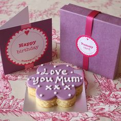 Birthday Cake Card by Yummycard, the perfect gift for Explore more unique gifts in our curated marketplace. Red Chocolate, Chocolate Sponge, Birthday Cake Card, Mum Birthday, Birthday Ideas, Vanilla Sponge, Gift Cake, Vanilla Buttercream, Birthday Gifts For Women