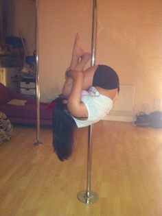 Upside down pea #polefolio