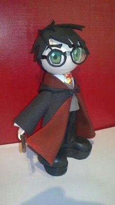 Harry Potter fofucho