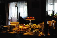 "Living room in ""Swans"" - Riverside Manor"