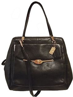 ... Small Phoebe Shoulder Bag in Two Tone Python Embossed Leather Coach  Madison NorthSouth Satchel Handbag in Leather (Black) ... 15d50aa739