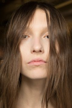 Rick Owens Spring 2017 Ready-to-Wear Beauty Photos - Vogue