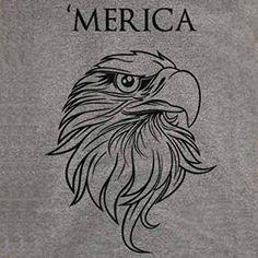 'Merica T-Shirt-Patr
