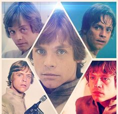 "This is for @MissAgent.E. I know how much she loves ""empire strikes back"" Luke! I do to! Well I love all of them! I don't have a favorite! I just can't choose haha!"