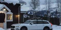 Volvo Partners with Tablet Hotels for Scandinavian Get Away Lodge