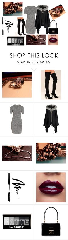 """the Jewelry to tell a story, add that extra touch for special occasions, or simply to match your mood, the season or your outfit. most importantly have fun!!!! the possibilities are endless."" by bamasbabes on Polyvore featuring Bamboo, French Connection, Mémoire, Bobbi Brown Cosmetics and Dolce&Gabbana"