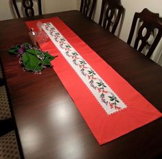 Nursel in Mutfağı perde masa örtüsü
