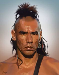 Magua - Last of the Mohicans