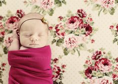 """""""what to wear"""":newborn...when photographing an in-home session, swaddle in a solid wrap that compliments the bedsheet/quilt **photo credit ?? not watermarked, but not an image I took**"""