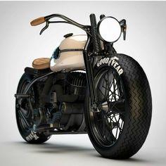 Render By @ziggymoto #bobber #chopper #custom #bike #motorcycle #instamoto #stocksucks #builtnotbought ...