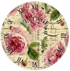 reloj  https://www.pinterest.com/mariannesegers/vintage/