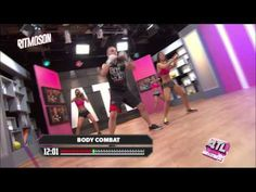 Iniciación a BODYCOMBAT - YouTube