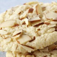 Healthy Cookies Fragrance Oil, Almond Cookies, Yummy Cookies, Delicious Snacks, Acme Markets, Sugar Free Cookie Recipes, Blanched Almond Flour, Christmas Cookie Exchange, Christmas Cookies