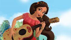 """Disney recibe a """"Elena de Avalor"""" la princesa latina"""