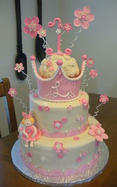 Princess Cake by Tasty Cakes by Jennifer, via Flickr
