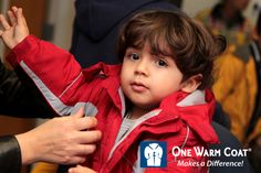 One Warm Coat aims to provide people in need with a warm coat, and according to their website, nearl. - Provided by Reader's Digest (Association) Canada ULC Coat Drive, People In Need, Giving Back, Warm Coat, Feel Good, Charity, Old Things, Hold On, Prom Dresses