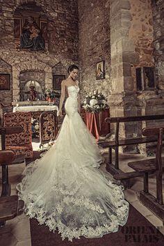 Julia Kontogruni 2017 collection - Bridal