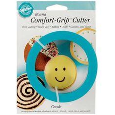 Comfort-Grip Cookie Cutter Round