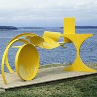 Anthony Caro: British Abstract Sculptor, Biography