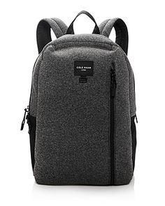 Cole Haan Neoprene Backpack In Heather Gray Backpack Online, Men's Backpack, Cole Haan, Heather Grey, Backpacks, Mens Fashion, Gray, Bags, Shopping