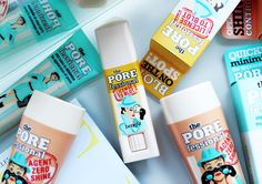 Make-up | Benefit Cosmetics The PORE Fessional License to Blot!