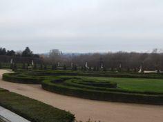 Versailles - les jardins