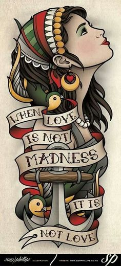 less sailor jerry and more mucha. There is a light. - less sailor jerry and more mucha. There is a light… You are in the right place about less - Sailor Jerry Tattoos, Tattoo Girls, Forearm Tattoos, Sleeve Tattoos, Shark Tattoos, Tattoo Thigh, Tatoos, Trendy Tattoos, Tattoos For Women