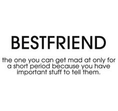Great definition of a best friend.