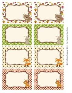 1000 ideas about locker name tags on pinterest classroom cowboy bulletin boards and desk tags. Black Bedroom Furniture Sets. Home Design Ideas