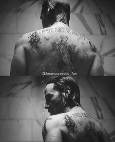 What Does John Wick Back Tattoo Mean fondos pareja John Wick Hd, John Wick Movie, Keanu Reeves John Wick, Keanu Charles Reeves, Baba Yaga, John Wick Tattoo, Keanu Reeves Quotes, Keanu Reaves, Cool Halloween Makeup
