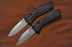 Benchmade 520 & 523 | Flickr - Photo Sharing!
