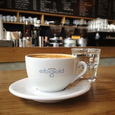 Elbgold - great coffee in Hamburg