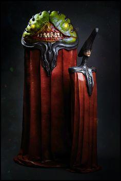 Necromancer by Tanoo Choorat | Fantasy | 3D | CGSociety