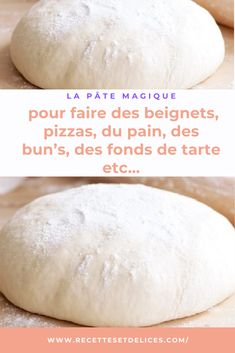 The magic dough to make donuts pizzas bread buns cakes etc Healthy Low Carb Recipes, Healthy Meals For Kids, Healthy Dessert Recipes, Healthy Chicken Recipes, Pizza Recipes, Desserts, Sausage Pizza Recipe, Deep Dish Pizza Recipe, Making Donuts
