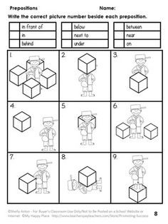 Johnny Appleseed No Prep Packet - Just Print and Go! In this packet, students will practice language arts skills, such as, vocabulary, nouns,adjectives, conjunctions, verbs, prepositions, types of sentences, pronouns, syllables, contractions, possessives and more! Answers keys are provided for your convenience!