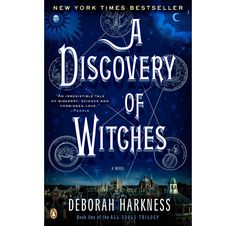 A Discovery of Witches - loved this book and the other book - can't wait for the third one to come out. These books lead me to the Outlander series!!