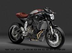 Concept bike : MT-07 Racer par AD Koncept » AcidMoto.ch, le site suisse de l'information moto