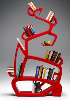 Tree Book Case, Wisdom Tree- Jordi Mila